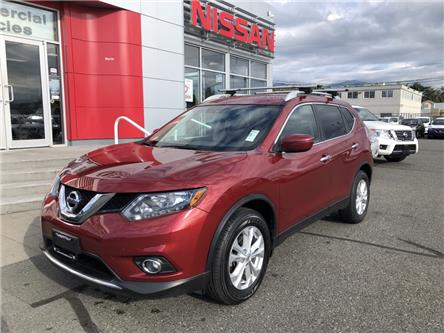 2016 Nissan Rogue SV (Stk: N91-4788A) in Chilliwack - Image 1 of 16