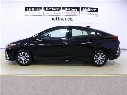 2020 Toyota Prius Prime Base (Stk: 200114) in Kitchener - Image 2 of 3