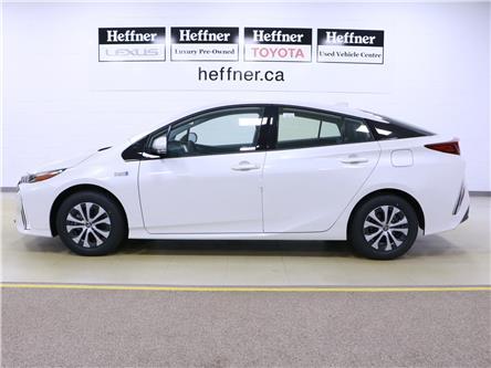 2020 Toyota Prius Prime Upgrade (Stk: 200132) in Kitchener - Image 2 of 3