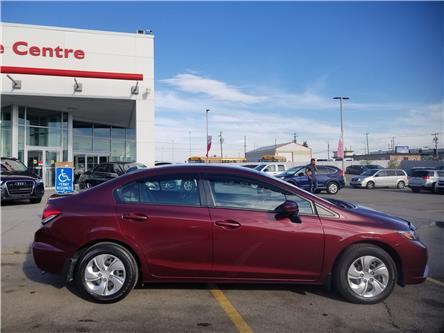 2015 Honda Civic LX (Stk: U194307) in Calgary - Image 2 of 23