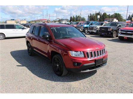 2012 Jeep Compass Sport/North (Stk: 8897-19A) in Sault Ste. Marie - Image 1 of 18