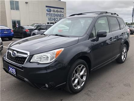 2015 Subaru Forester 2.5i Limited Package (Stk: 19SB223A) in Innisfil - Image 1 of 21