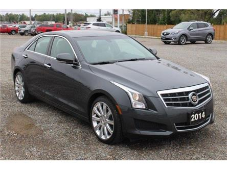 2014 Cadillac ATS 2.0L Turbo Luxury (Stk: 11115) in Sault Ste. Marie - Image 1 of 12