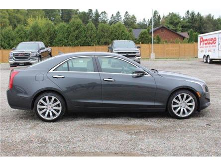 2014 Cadillac ATS 2.0L Turbo Luxury (Stk: 11115) in Sault Ste. Marie - Image 2 of 12
