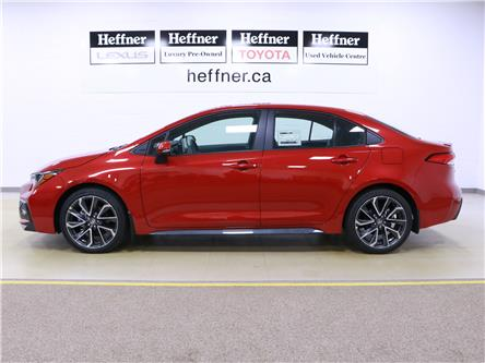 2020 Toyota Corolla SE (Stk: 200025) in Kitchener - Image 2 of 3