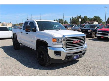 2015 GMC Sierra 2500HD WT (Stk: 4785-18A) in Sault Ste. Marie - Image 1 of 20