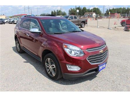 2016 Chevrolet Equinox LTZ (Stk: 6892-19A) in Sault Ste. Marie - Image 1 of 27