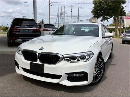 2018 BMW 530i xDrive (Stk: P9184) in Gloucester - Image 1 of 28
