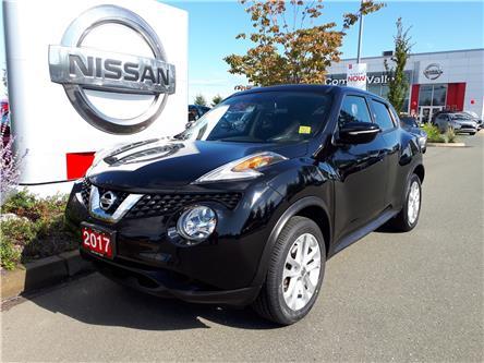2017 Nissan Juke SV (Stk: P0110A) in Courtenay - Image 1 of 9