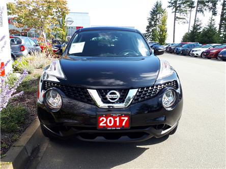 2017 Nissan Juke SV (Stk: P0110A) in Courtenay - Image 2 of 9