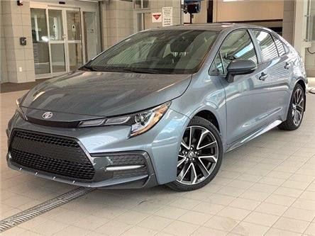 2020 Toyota Corolla SE (Stk: 21817) in Kingston - Image 1 of 25