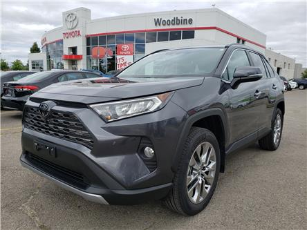 2019 Toyota RAV4 Limited (Stk: 9-1088) in Etobicoke - Image 1 of 18