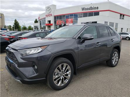 2019 Toyota RAV4 Limited (Stk: 9-1088) in Etobicoke - Image 2 of 18