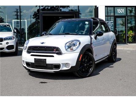 2016 MINI Countryman Cooper S (Stk: P1812) in Ottawa - Image 1 of 23