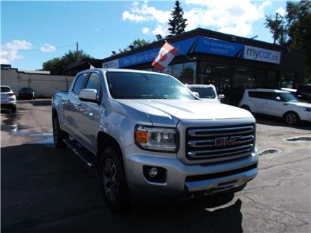 2015 GMC Canyon SLE (Stk: 190932) in North Bay - Image 1 of 13
