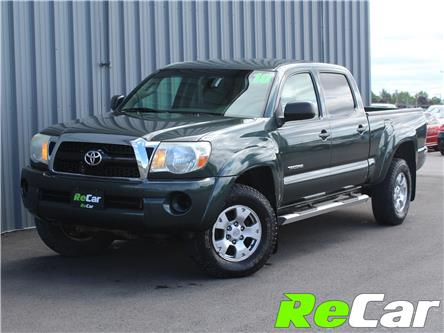 2010 Toyota Tacoma V6 (Stk: 191039A) in Fredericton - Image 1 of 6