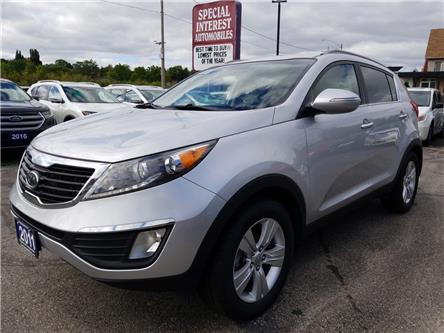 2011 Kia Sportage EX (Stk: 124761) in Cambridge - Image 1 of 8