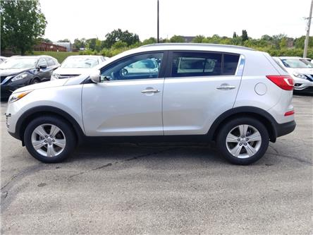 2011 Kia Sportage EX (Stk: 124761) in Cambridge - Image 2 of 8