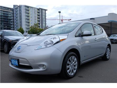 2016 Nissan LEAF S (Stk: 7968A) in Victoria - Image 1 of 22