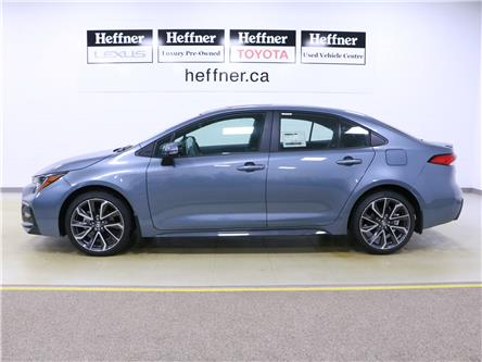 2020 Toyota Corolla SE (Stk: 200036) in Kitchener - Image 2 of 3