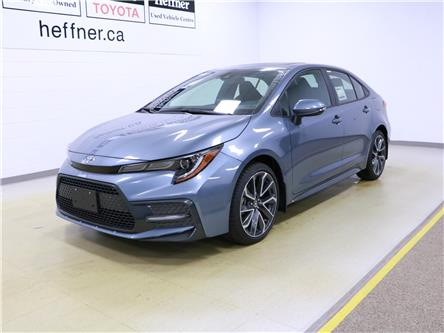 2020 Toyota Corolla SE (Stk: 200036) in Kitchener - Image 1 of 3
