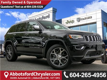 2019 Jeep Grand Cherokee Limited (Stk: K645725) in Abbotsford - Image 1 of 25