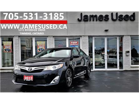 2012 Toyota Camry XLE V6 (Stk: P02663A) in Timmins - Image 1 of 13