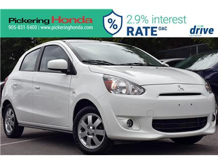 2014 Mitsubishi Mirage SE (Stk: P4874A) in Pickering - Image 1 of 24