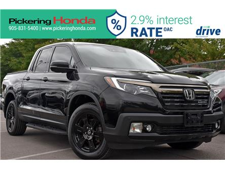 2017 Honda Ridgeline Black Edition (Stk: P5153) in Pickering - Image 1 of 37