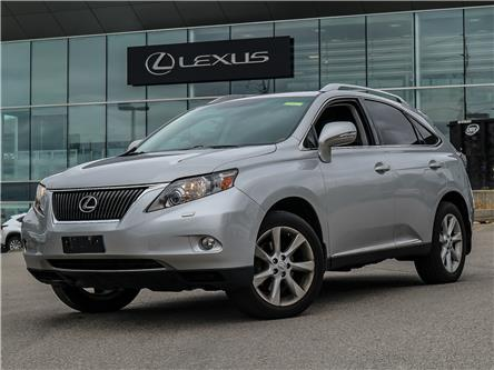 2010 Lexus RX 350  (Stk: 12441G) in Richmond Hill - Image 1 of 22