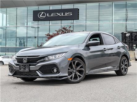 2017 Honda Civic  (Stk: 12430G) in Richmond Hill - Image 1 of 6