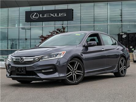 2016 Honda Accord  (Stk: 12437G) in Richmond Hill - Image 1 of 13