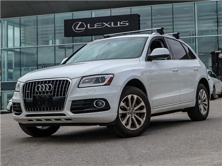 2014 Audi Q5  (Stk: 12389G) in Richmond Hill - Image 1 of 10