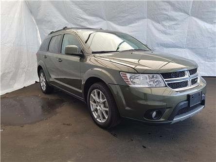 2017 Dodge Journey SXT (Stk: 1913331) in Thunder Bay - Image 1 of 25