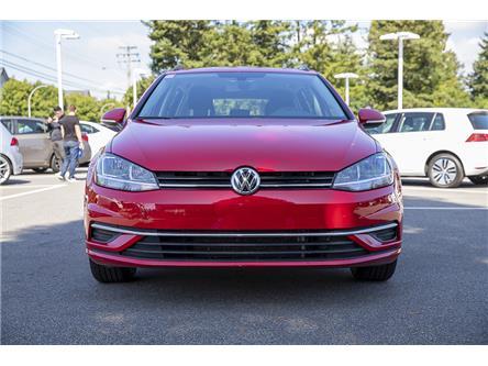 2019 Volkswagen Golf SportWagen 1.8 TSI Comfortline (Stk: VW0967) in Vancouver - Image 2 of 22