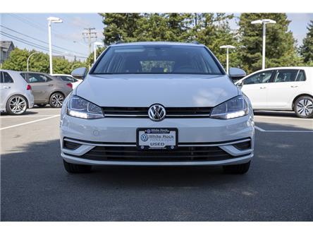 2019 Volkswagen Golf SportWagen 1.8 TSI Comfortline (Stk: VW0968) in Vancouver - Image 2 of 26