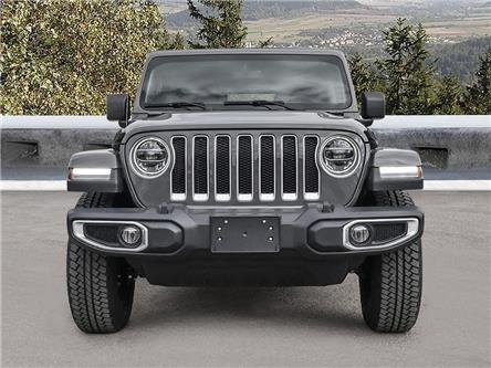 2019 Jeep Wrangler Unlimited Sahara (Stk: Y674670) in Burnaby - Image 2 of 23