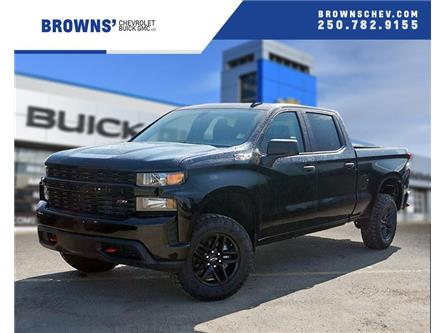 2020 Chevrolet Silverado 1500 Silverado Custom Trail Boss (Stk: T20-792) in Dawson Creek - Image 1 of 16