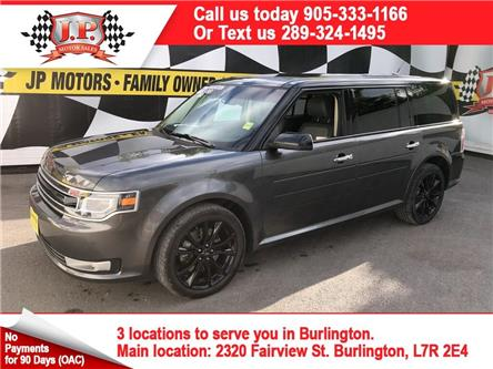 2016 Ford Flex Limited (Stk: 47682) in Burlington - Image 1 of 28