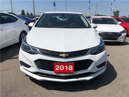 2018 Chevrolet Cruze LT|SUNROOF|BLUETOOTH|KEY LESS ENT| (Stk: PW18309) in BRAMPTON - Image 2 of 15