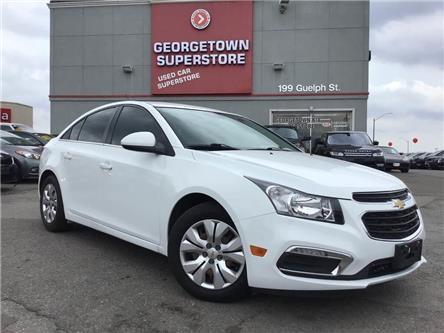2015 Chevrolet Cruze LT 1LT | | TINTS | BU CAM | FUEL SAVER (Stk: P12451) in Georgetown - Image 2 of 24
