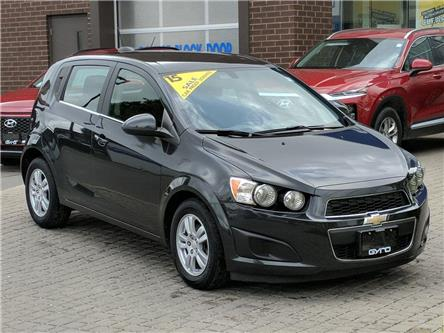 2015 Chevrolet Sonic LT Auto (Stk: 29077A) in East York - Image 2 of 28