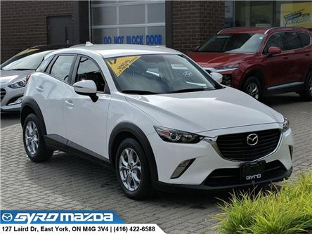 2017 Mazda CX-3 GS (Stk: 28293A) in East York - Image 1 of 28