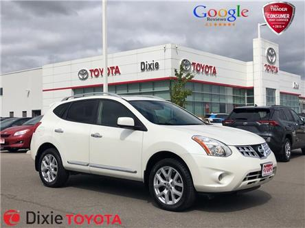 2012 Nissan Rogue SL (Stk: D192002A) in Mississauga - Image 1 of 19