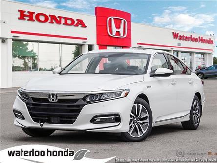 2019 Honda Accord Hybrid Touring (Stk: H6133) in Waterloo - Image 1 of 23