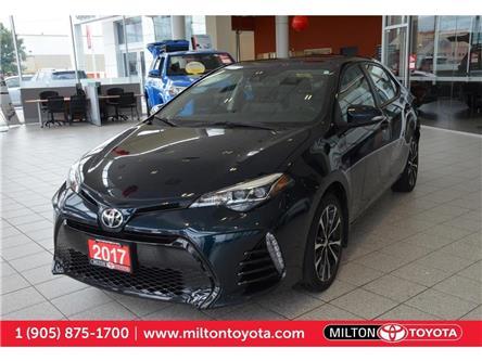 2017 Toyota Corolla  (Stk: 882433) in Milton - Image 1 of 38