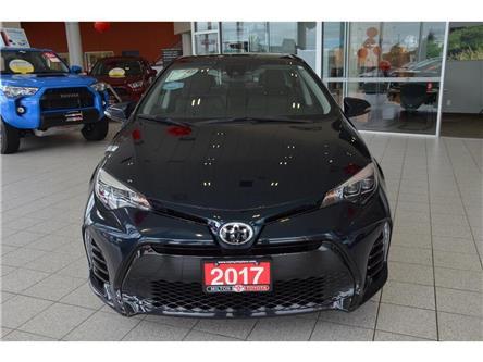 2017 Toyota Corolla  (Stk: 882433) in Milton - Image 2 of 38
