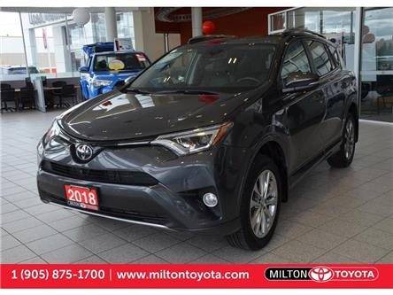 2018 Toyota RAV4 Limited (Stk: 783047) in Milton - Image 1 of 41