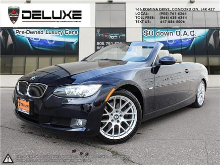 2009 BMW 328i  (Stk: D0639T) in Concord - Image 1 of 19