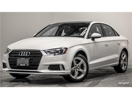 2019 Audi A3 45 Komfort (Stk: T17217) in Vaughan - Image 1 of 17